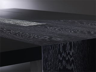 Nero Coffee Table Detail