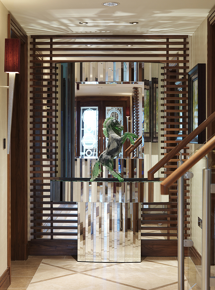 N Foyer Area Design : Stephen clasper interiors ascot